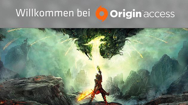 "EA Access: Spieleabo als ""Origin Access"" auch auf dem PC verfügbar"
