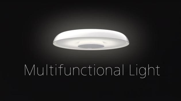Multifunctional Light: Sonys Smart-Home-Leuchte schaltet den Fernseher an