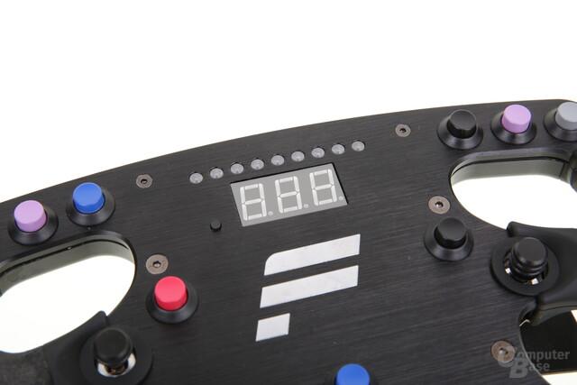 Fanatec CSW Formel-Rim - LED-Anzeigen