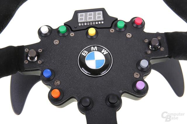 Fanatec CSW BMW-Rim - LED-Anzeigen