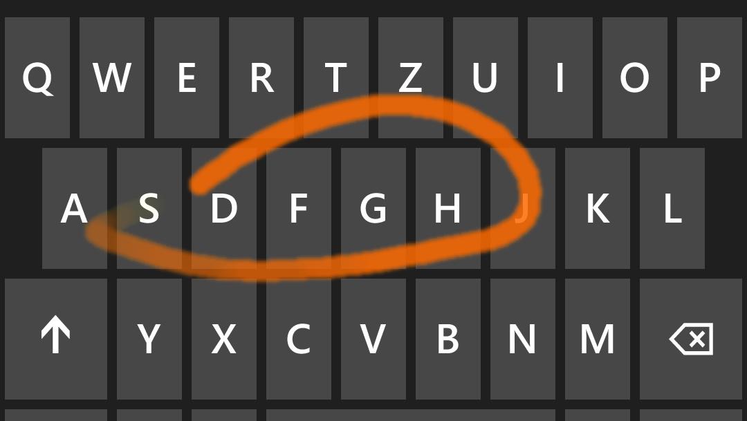 Microsoft: Windows-Phone-Tastatur bald für iOS erhältlich