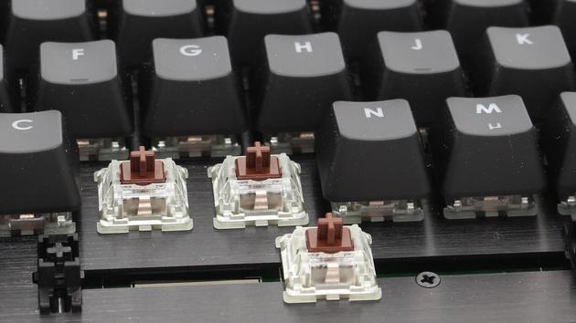 G.Skill KM780R: Mechanische Tastatur ohne Zubehör 10 $ günstiger