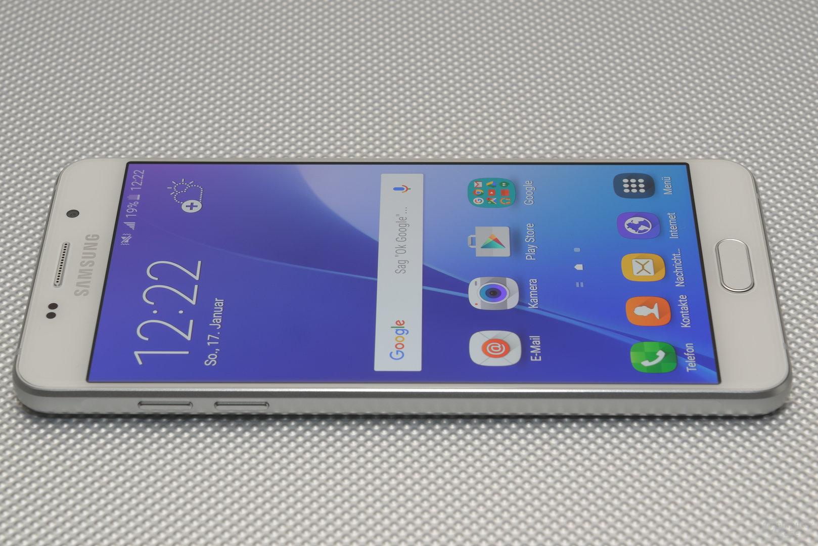Samsung Galaxy A5 (2016) im Test