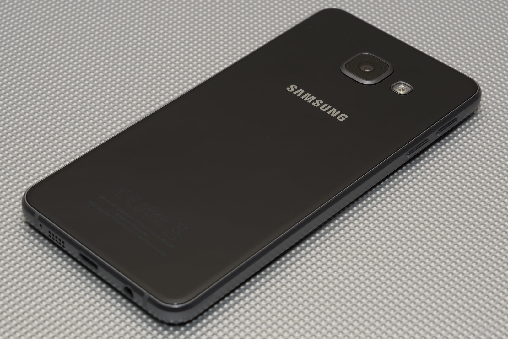 Samsung Galaxy A3 (2016) im Test