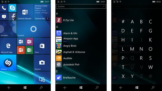 Windows Phone 8.1: Neue App zeigt Kompatibilität mit Windows 10 Mobile