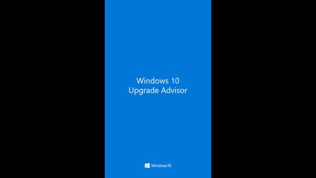 Upgrade Advisor Beta