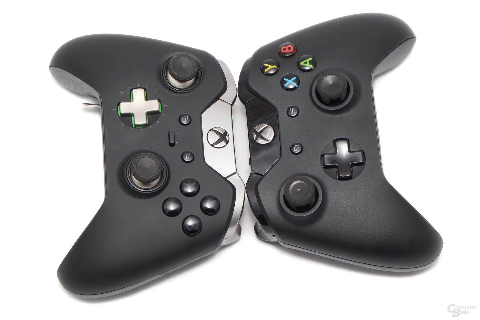 Xbox Elite und Razer Wildcat