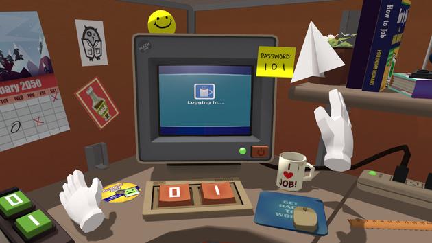 Job Simulator: Kleinere Spielumgebung für Oculus und PlayStation VR