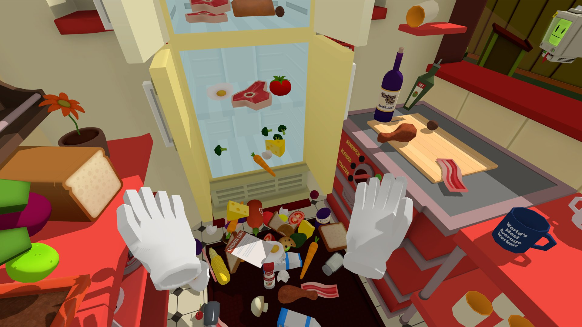 Job Simulator – Gourmetkoch-Demo