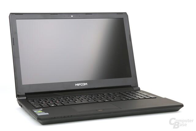 Das MIFcom EG5 mit neuer GeForce GTX 965M