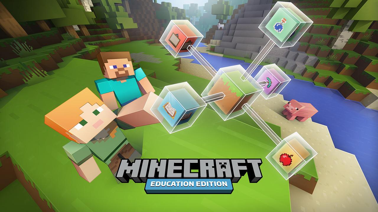 Education Edition: Minecraft kommt in den Klassenraum