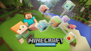 Education Edition: Minecraft kommt in den Klassenraum