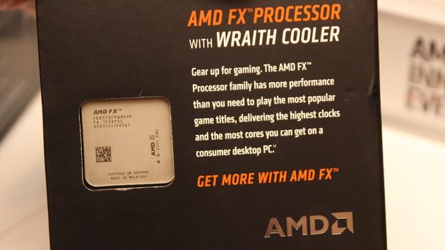 AMD-Quartalszahlen: Mit Umsatzrückgang von 28 Prozent in die roten Zahlen