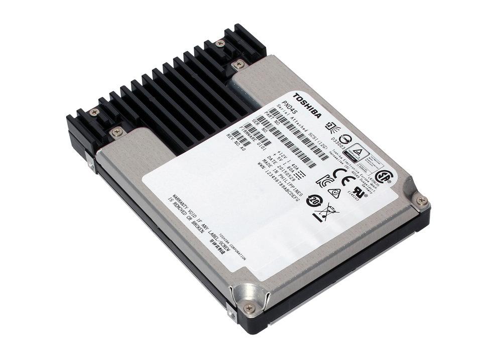 Toshibas Enterprise-SSD PX04SL