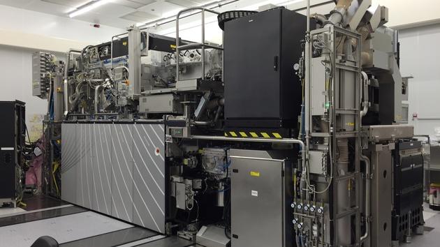 ASML: Mit EUV- und 10-nm-Ausrüstung ins neue Jahr