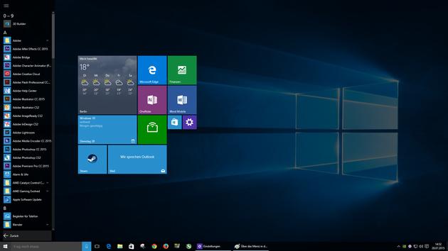 Bilanz: Ein halbes Jahr Windows10
