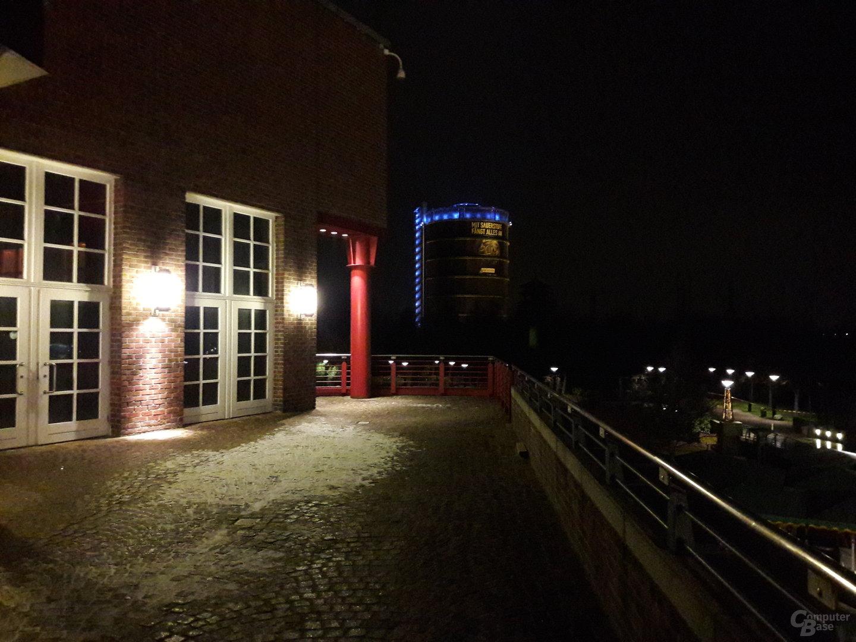 Samsung Galaxy A3 (2016) im Test – Nacht ohne Blitz