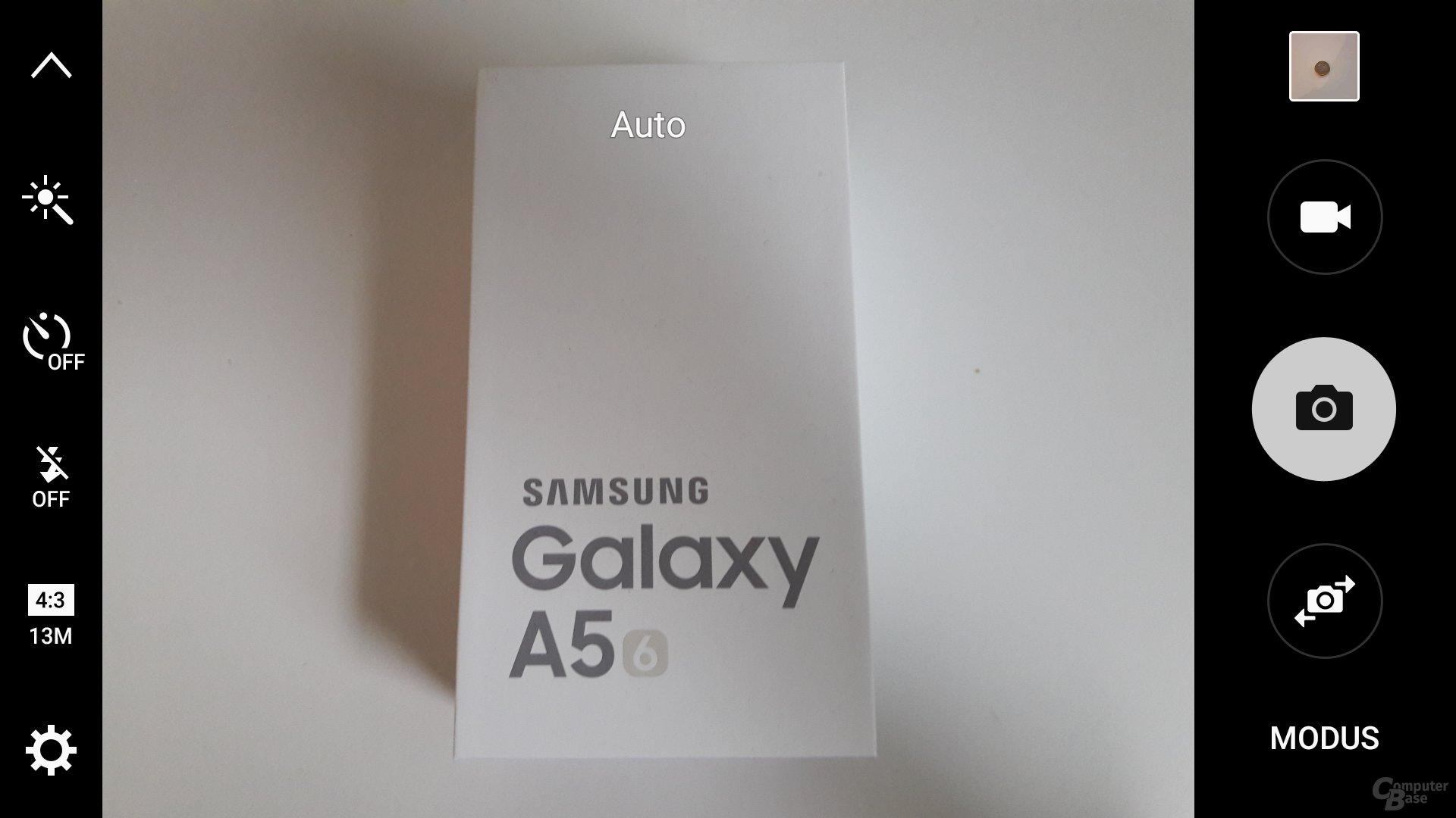 Kamera-App