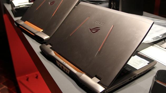 Asus GX700: Laptop mit Wasserkühlung ab 4.499 Euro erhältlich
