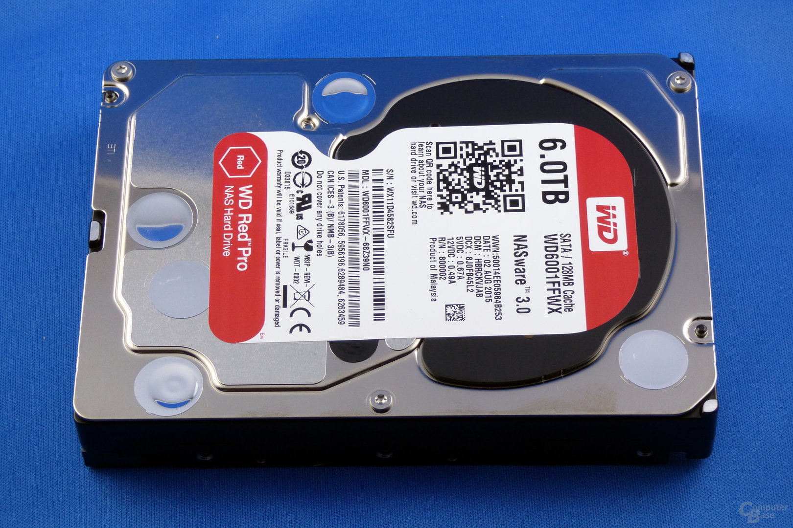WD Red Pro 6 TB