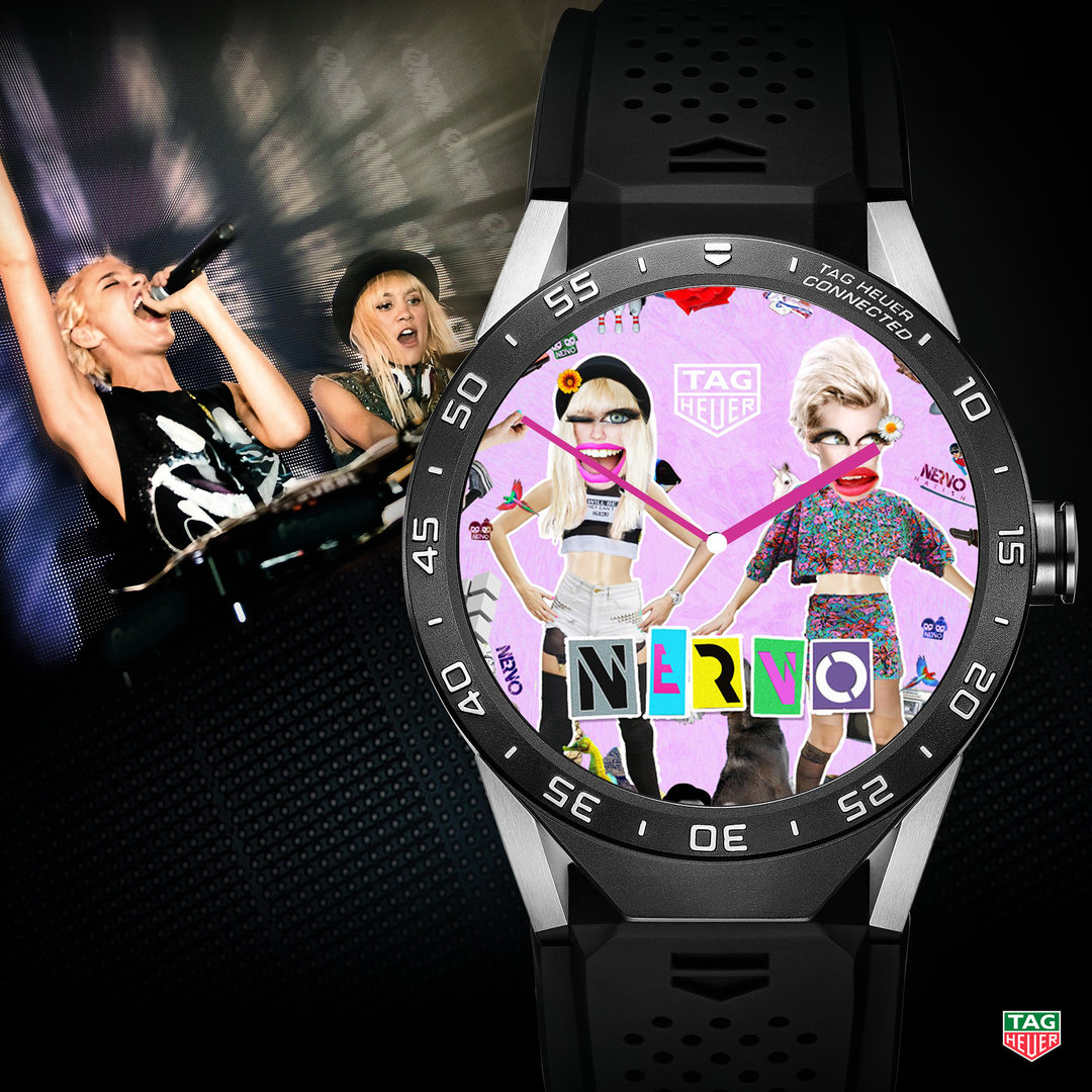 TAG Heuer Connected Watch Nervo