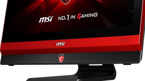 MSI Gaming 24: All-in-One-PC in 24 Zoll mit Skylake und M.2 aufgewertet