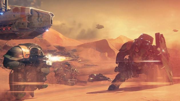 Gerüchte: Destiny 2 erscheint nicht mehr in diesem Jahr