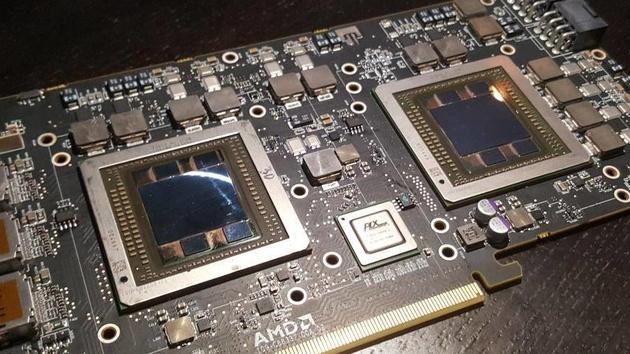 AMD: HTC nutzt Radeon Fury X2 für die Vive-Präsentation