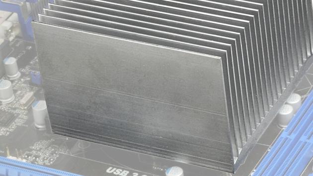 Arctic Alpine 11: Lüfterloser Kühler für Intel-CPUs kostet 13 Euro
