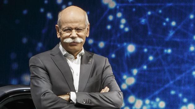 Autonomes Fahren: Daimler-Chef überrascht von Fortschritt im Silicon Valley