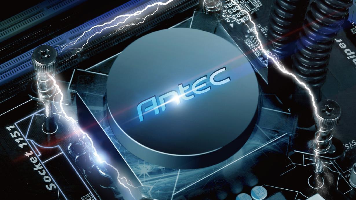 Antec H2O H600 PRO & H1200 PRO: Kompaktwasserkühlung im traditionellen Design