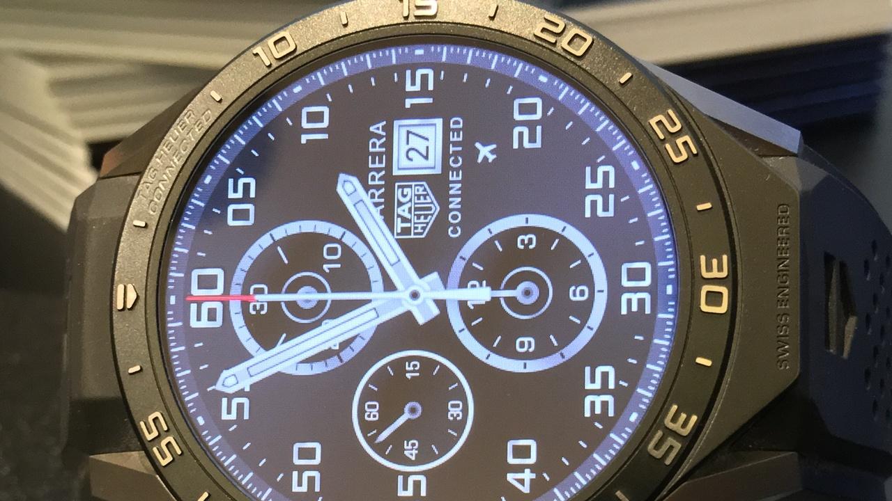 Wearables: TAG Heuer will mehr Smartwatches produzieren