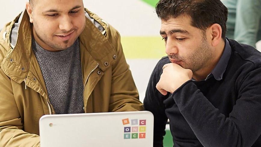 Project Reconnect: 25.000 Chromebooks zur Flüchtlingshilfe von NetHope