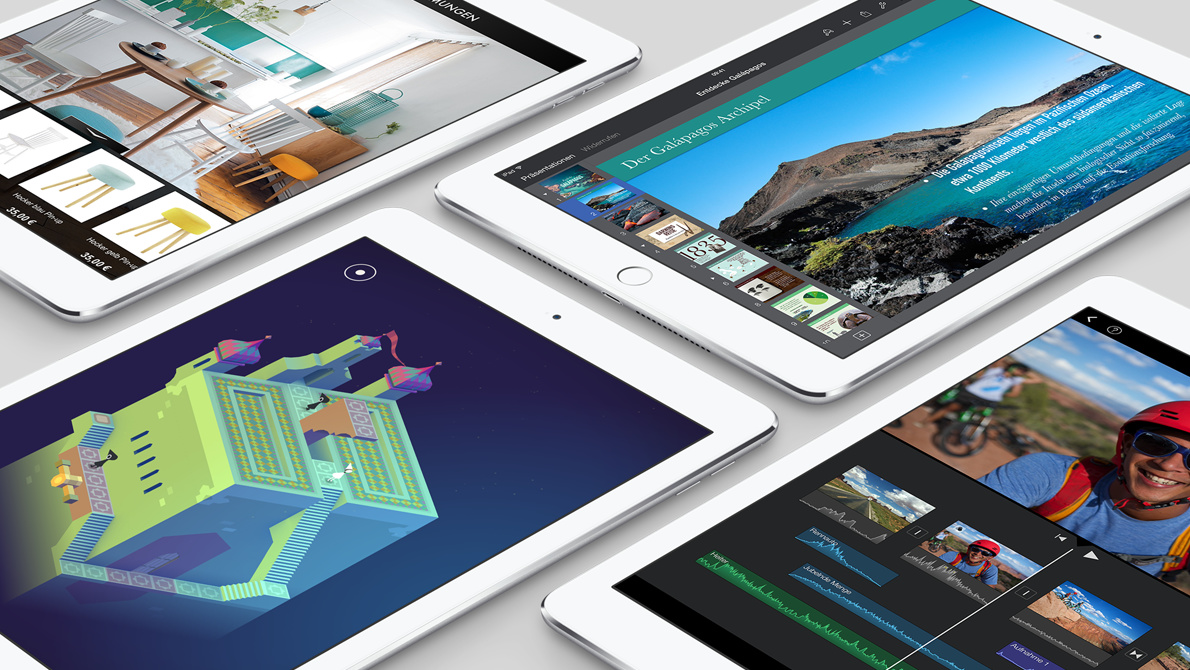 iPad Air 3: Apple soll vier Lautsprecher und LED-Blitz verbauen