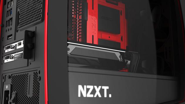 NZXT Manta: Gewölbtes Mini-ITX-Gehäuse in ovaler Form