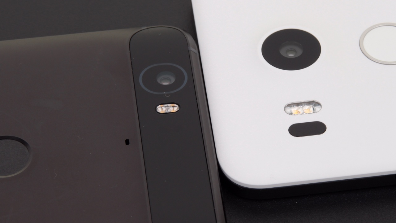 Google: Nexus 5X und Nexus 6P um bis zu 100 Euro reduziert