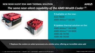Neue Boxed-Kühler für ausgewählte Prozessoren