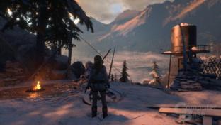 Rise of the Tomb Raider – FXAA