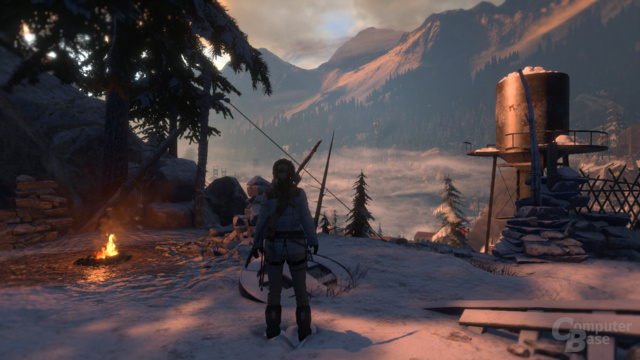 Rise of the Tomb Raider – FXAA