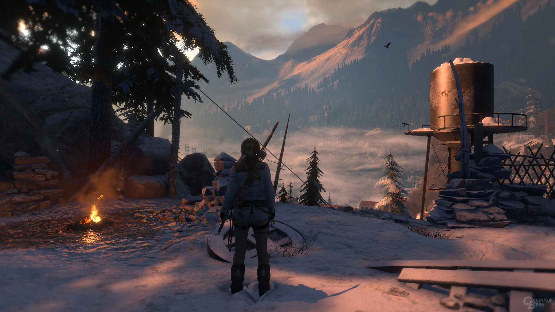 Rise of the Tomb Raider – SMAA