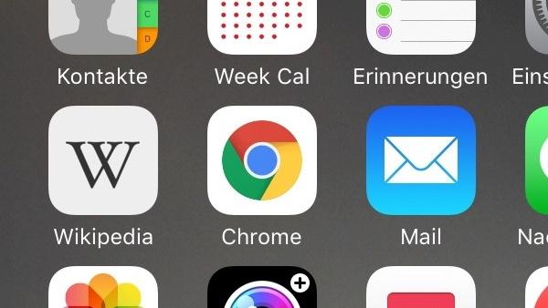 iOS: Chrome wird stabiler und schneller
