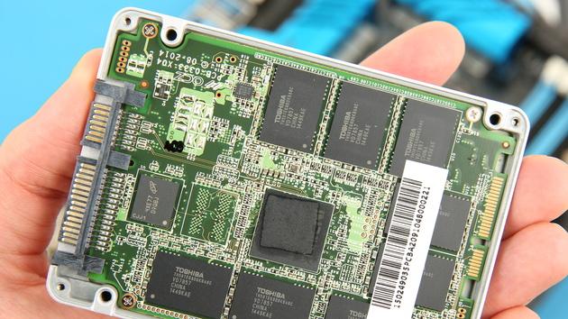 SSD: Samsung 750 Evo und OCZ Trion 150 vor Markteinführung