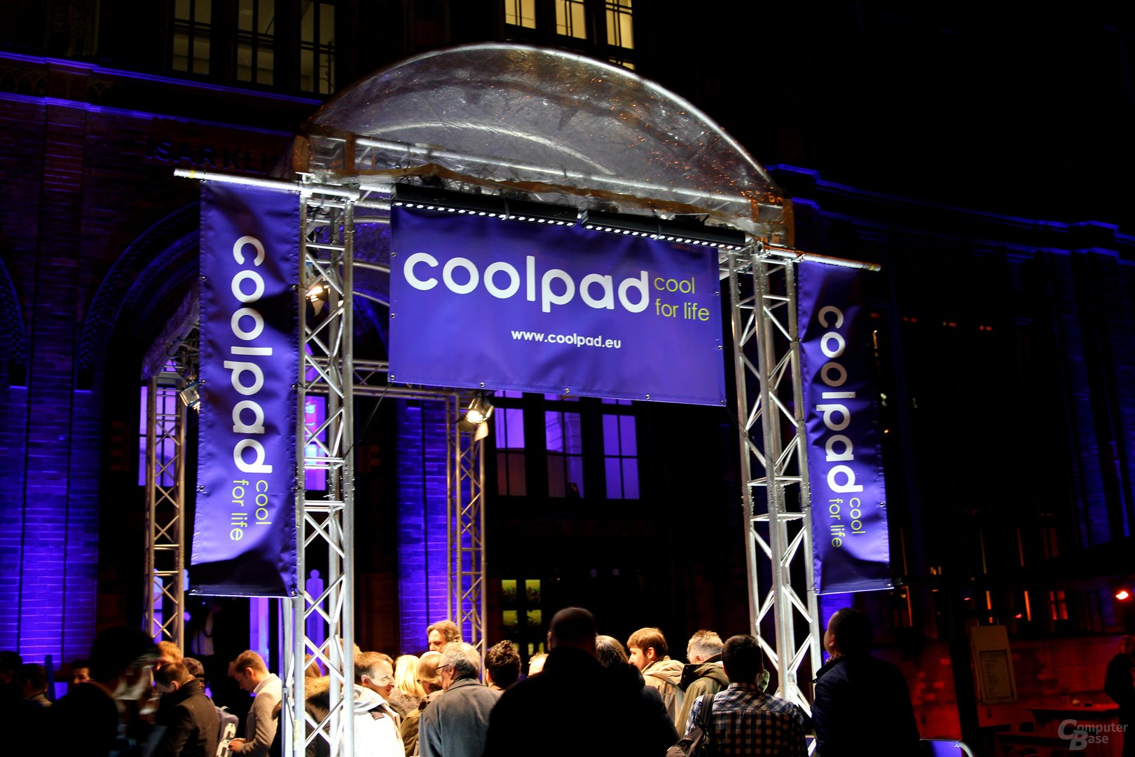 Coolpad Europe Launch