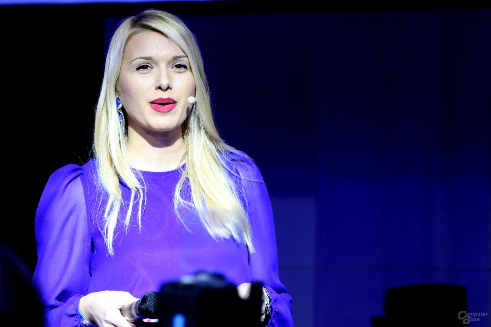 Marija Randjelovic, Head of PR Europe