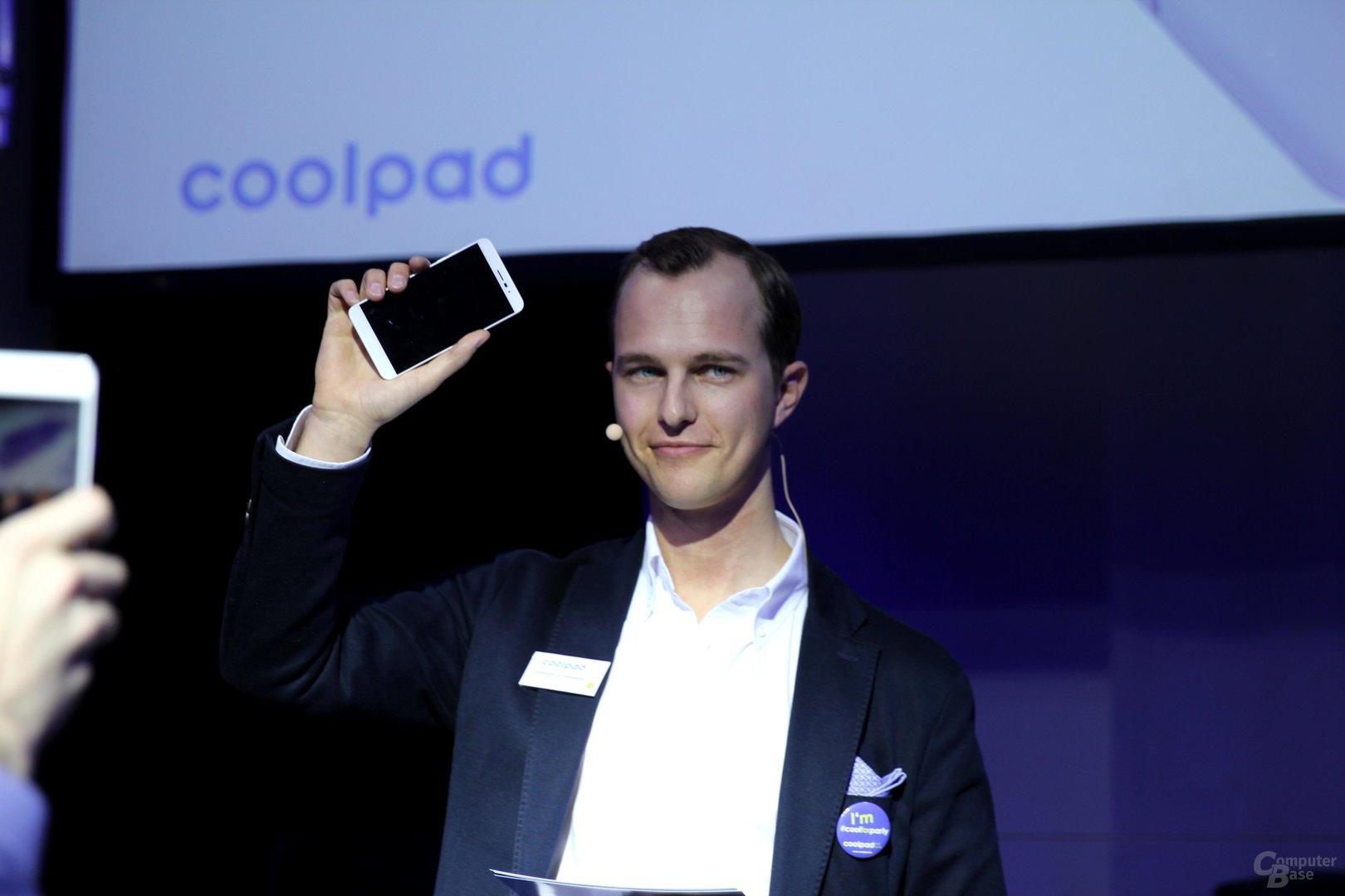 Christoph Lichtenberger, Coolpad DE und CH