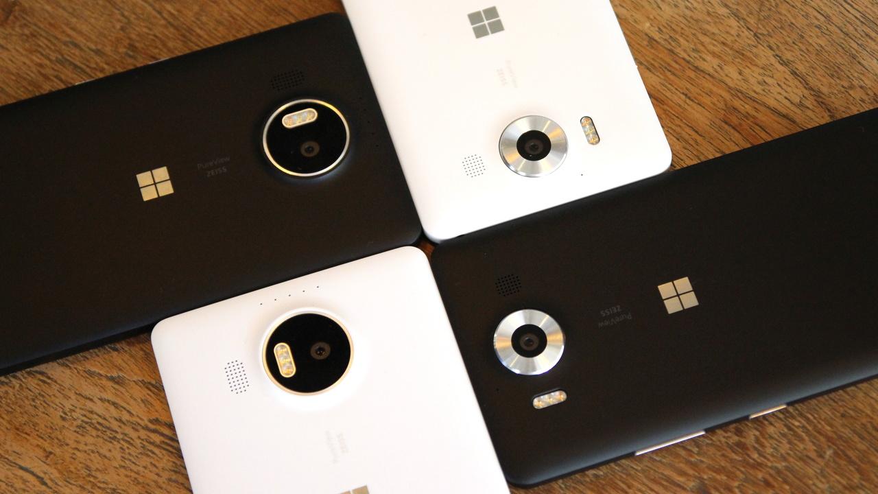 Quartalszahlen: Microsoft verkauft kaum noch Lumia-Smartphones