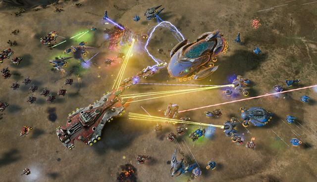 Ashes of the Singularity soll der erste DirectX-12-Titel werden