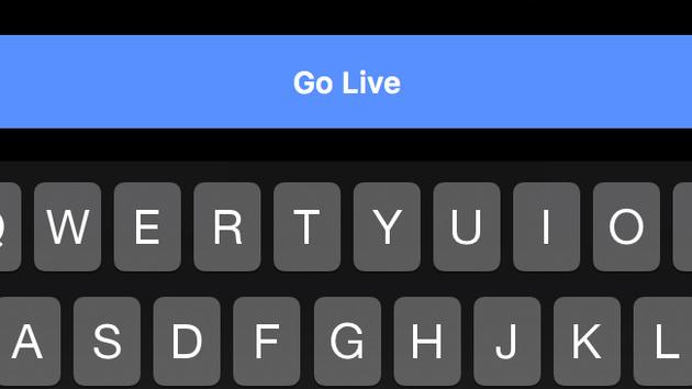 Facebook: Live-Videos für iPhone-Nutzer freigegeben