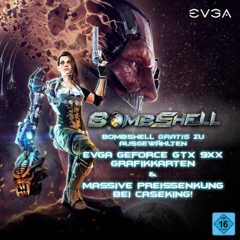 EVGA Bombshell