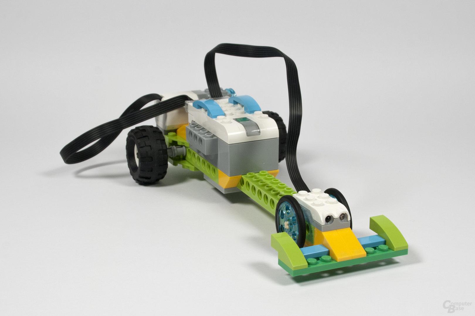Lego WeDo 2.0 – Geschwindigkeit